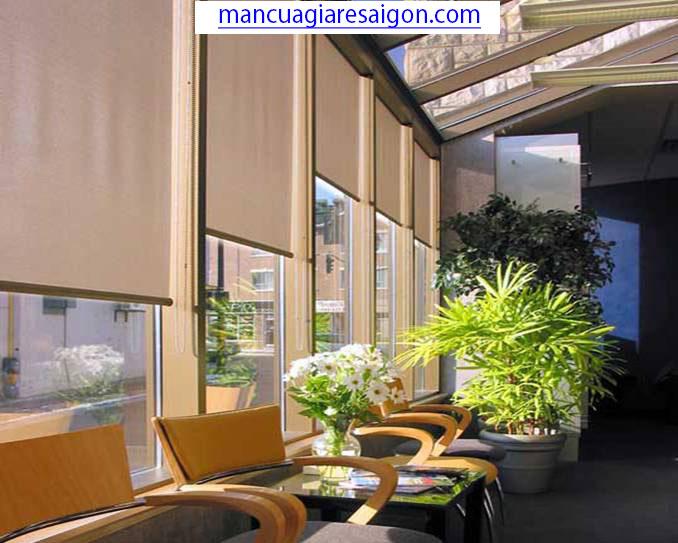 Rèm văn phòng sáo cuốn 0006 - mancuagiaresaigon.com