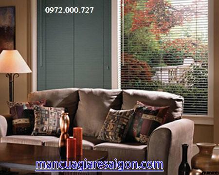 Rèm văn phòng giá rẻ 4 - mancuagiaresaigon.com